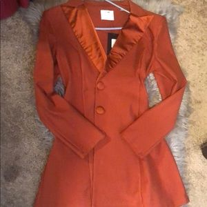 Blazer Dress (cardi b collection/fashionnova)